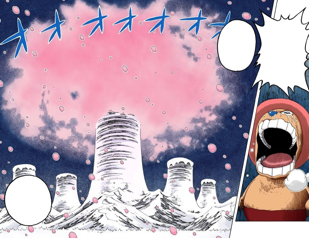 Eiichiro Oda e i retroscena della saga di Drum | One Piece Mania