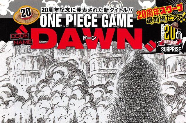 one piece dawn