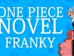 one piece novel franky