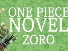 one piece novel zoro