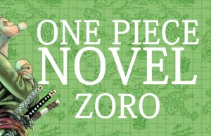 one piece novel zoro