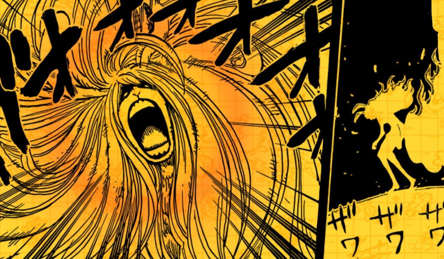 La criniera folgorante del Leone Lunare | One Piece Mania