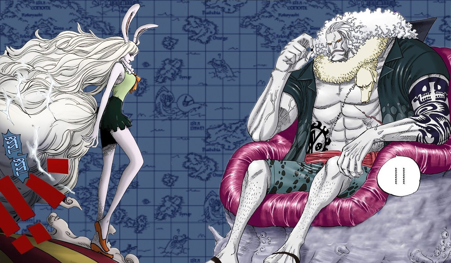 Slon ed Energy Steroids: similitudini del tutto casuali?   One Piece Mania