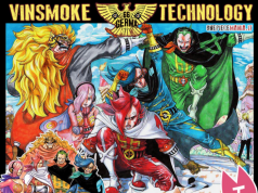 Vinsmoke Technology parte 2