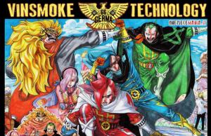 Vinsmoke Technology parte 2