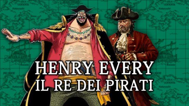 Henry Every