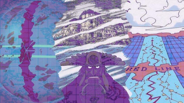 Dove si trova Raftel, l'isola finale in cui si cela il One Piece? | One Piece Mania