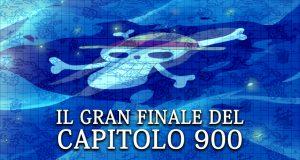 finale capitolo 900 one piece