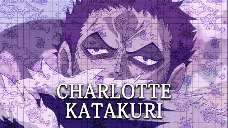 Charlotte Katakuri, l'uomo di mochi | One Piece Mania