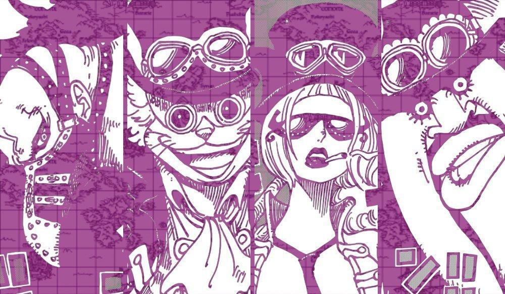 One Piece Capitolo 904: Rivoluzione!!   One Piece Mania