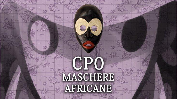 La CP0 e le maschere tradizionali africane | One Piece Mania